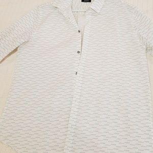 Alfani Mens Regular Fit Shirt